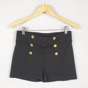 Zenana Outfitters sailor dress stretch shorts L